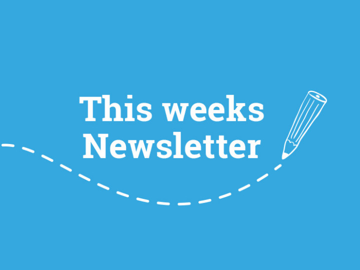 Newsletter 12th October 2018
