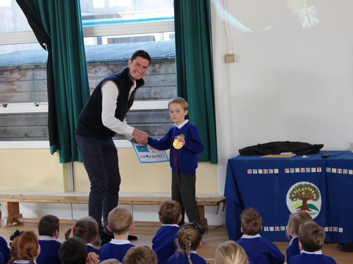 Olympic Star comes to Stower Provost