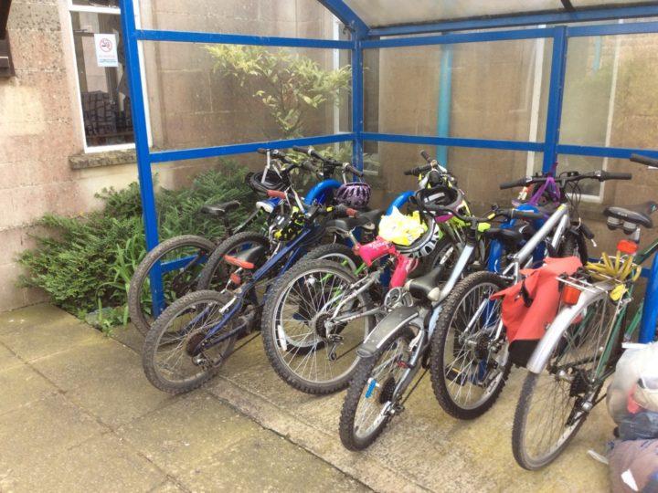 Brilliant Bicycling Everyone!