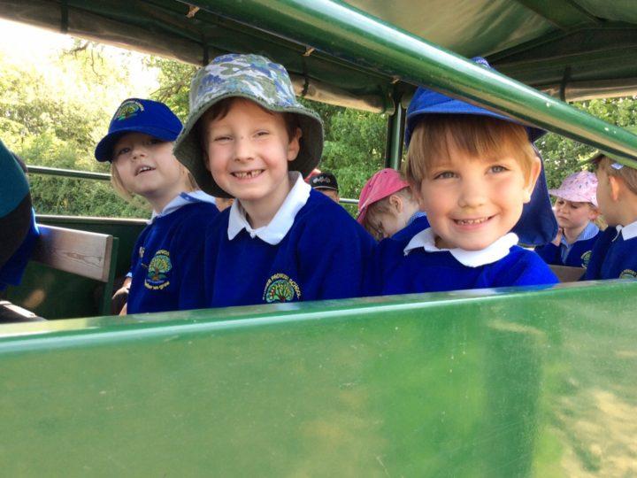 Hartgill Farm and Udder Farm shop visit