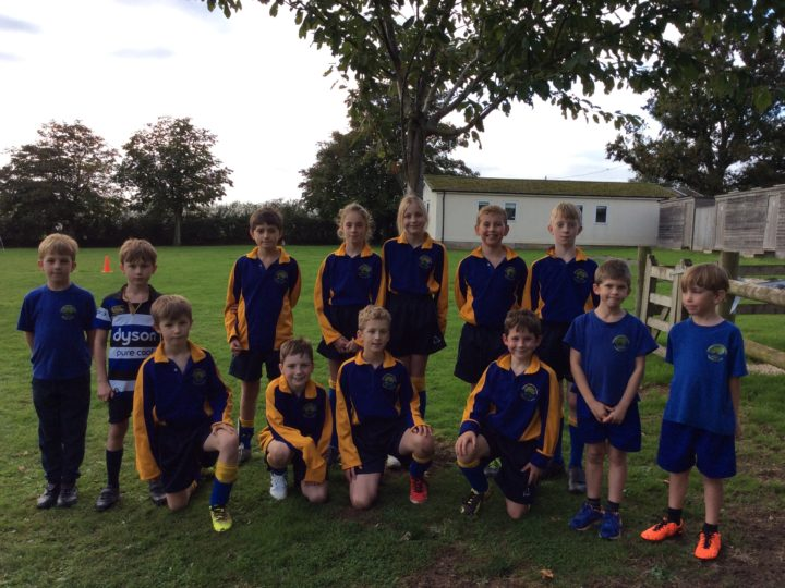 Tag rugby match against St Mary's, Marnhull