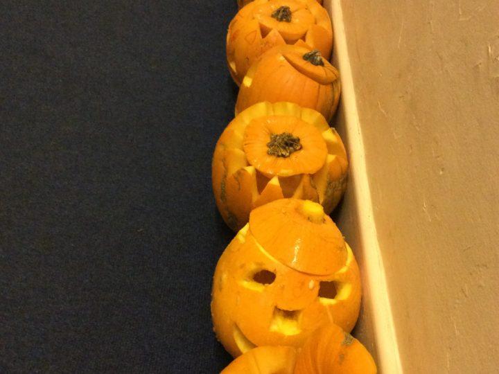 Pop-up Pumpkin club