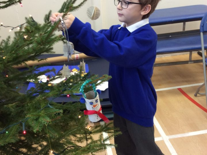 Christmas Tree Assembly 6.12.19