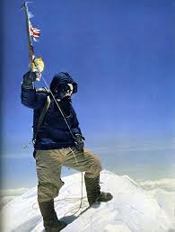 Diaries of Hillary and Norgay from Everest. Oak class